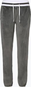 Zielone spodnie sportowe Marie Lund z dresówki