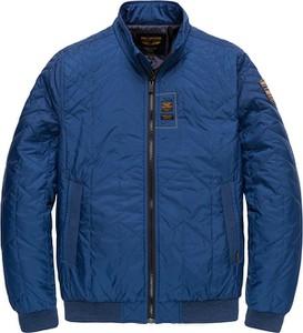 Niebieska kurtka Pme Legend w stylu casual