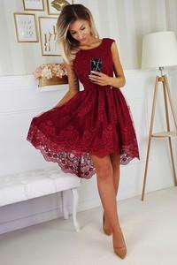 Sukienka Inna asymetryczna