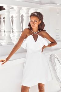 Sukienka Rose Boutique bez rękawów z dekoltem w kształcie litery v w stylu casual