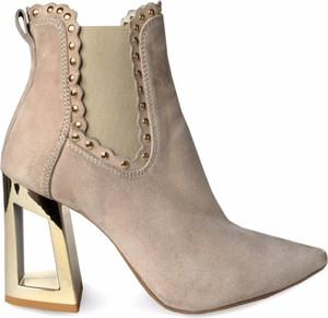 Botki Miss Sophia Shoes
