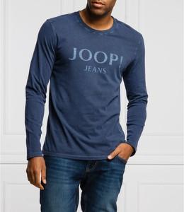 Koszulka z długim rękawem Joop! z długim rękawem w młodzieżowym stylu
