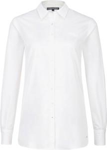 Koszula Tommy Hilfiger z długim rękawem z bawełny