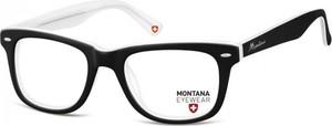 Stylion Okulary oprawki Nerd, korekcja Montana MA83B