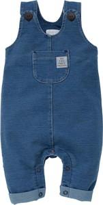 Niebieskie jeansy dziecięce malani dla dziewczynek