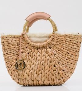 842208c26996c torebka koszyk na plażę - stylowo i modnie z Allani