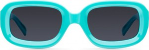 Niebieskie okulary damskie Meller