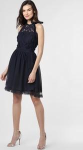 Niebieska sukienka Vila mini