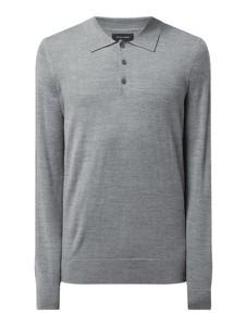 Sweter Christian Berg w stylu casual z wełny