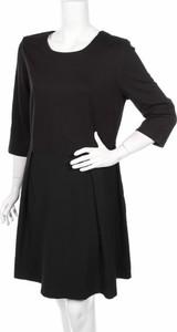 Czarna sukienka Strandfein