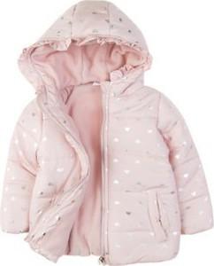 Różowa kurtka dziecięca Txm.pl dla dziewczynek