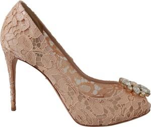 Czółenka Dolce & Gabbana na szpilce