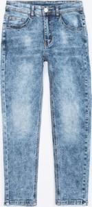 Niebieskie jeansy dziecięce Gate
