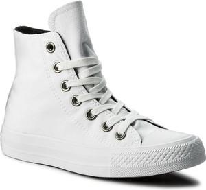 Trampki converse - ctas hi 559828c white/black/white
