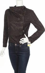 Czarna kurtka Xoxo By Olishka krótka w stylu casual