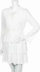 Sukienka Eight mini z żabotem