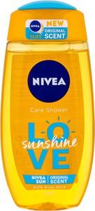 Nivea Love Sunshine Żel Pod Prysznic 250Ml