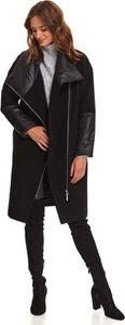 Płaszcz Top Secret z tkaniny w stylu casual