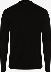 Czarna bluza Drykorn