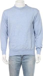 Niebieski sweter Citta Di Milano