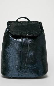 Granatowy plecak Answear
