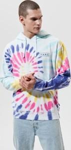 Bluza Vans z nadrukiem w młodzieżowym stylu