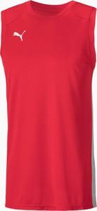 T-shirt Puma z dżerseju w sportowym stylu