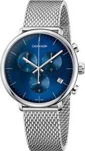 Zegarek CALVIN KLEIN - Gent Chrono K8M2712N Silver/Blue
