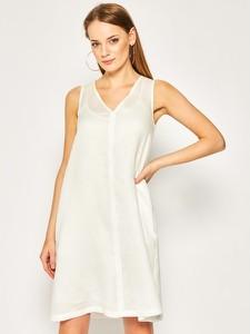 Sukienka Pennyblack bez rękawów mini z dekoltem w kształcie litery v