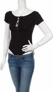 Czarna bluzka Undiz