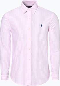 Różowa koszula POLO RALPH LAUREN