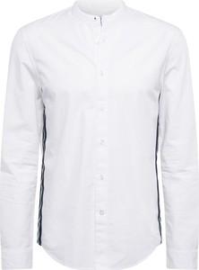 Koszula Kiomi z bawełny z klasycznym kołnierzykiem