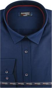 Koszula Massaro z tkaniny