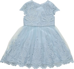 Niebieska sukienka dziewczęca Chi Chi Girls