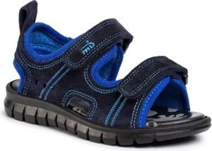 Buty dziecięce letnie Mb na rzepy