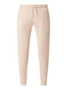 Spodnie Tommy Hilfiger z bawełny w sportowym stylu