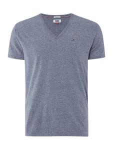 T-shirt Tommy Jeans z bawełny w street stylu