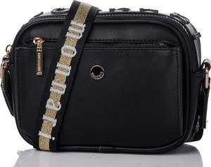 Czarna torebka Monnari w stylu glamour