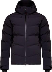 Czarna kurtka Bogner z tkaniny