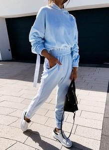 Niebieski dres Sandbella