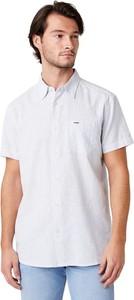 Koszula Wrangler z krótkim rękawem w stylu casual