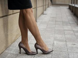 Czółenka Zapato w stylu klasycznym z nadrukiem