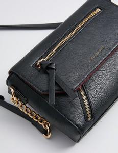 Czarna torebka Diverse mała na ramię