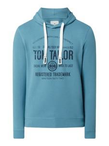 Turkusowa bluza Tom Tailor w młodzieżowym stylu
