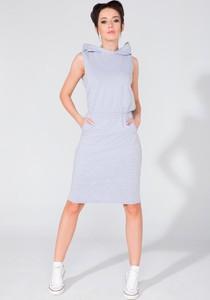 93eee4a7e6 sportowe sukienki z kapturem - stylowo i modnie z Allani