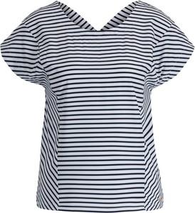 T-shirt Helly Hansen z okrągłym dekoltem z krótkim rękawem