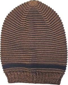 Brązowa czapka Gino Rossi