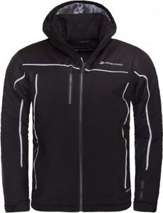 Czarna kurtka Alpine Pro
