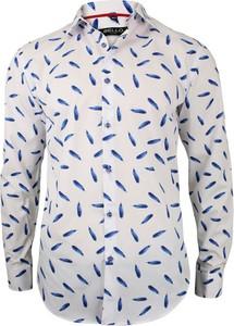 Koszula Bello z tkaniny