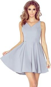 Sukienka MORIMIA rozkloszowana mini